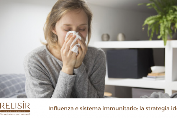 Influenza e sistema immunitario: la strategia ideale.