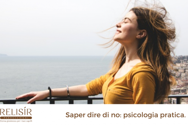 Saper dire di no: psicologia pratica.